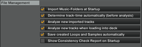 Traktor File Management