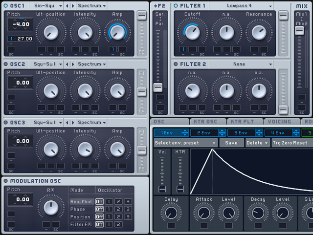 Trap Water Music: How to Synthesize a Droplet Sound w/ Native Instruments' Massive