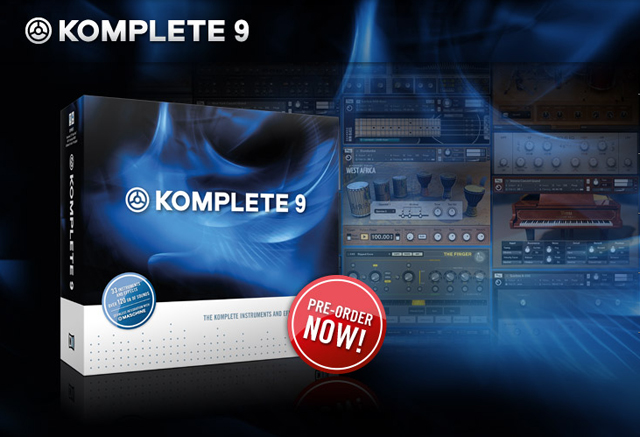 introducing komplete 9 battery 4 monark native instruments 39 new synths instruments effects. Black Bedroom Furniture Sets. Home Design Ideas
