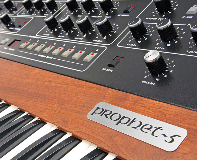 Classic Gear Spotlight: Sequential Circuits Prophet-5 Synth | Dubspot