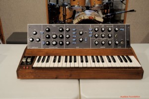 Minimoog Model C, almost there!