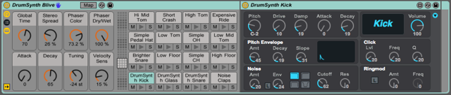 Drum Synths