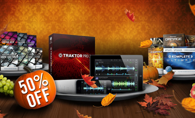 Native Instruments Sale