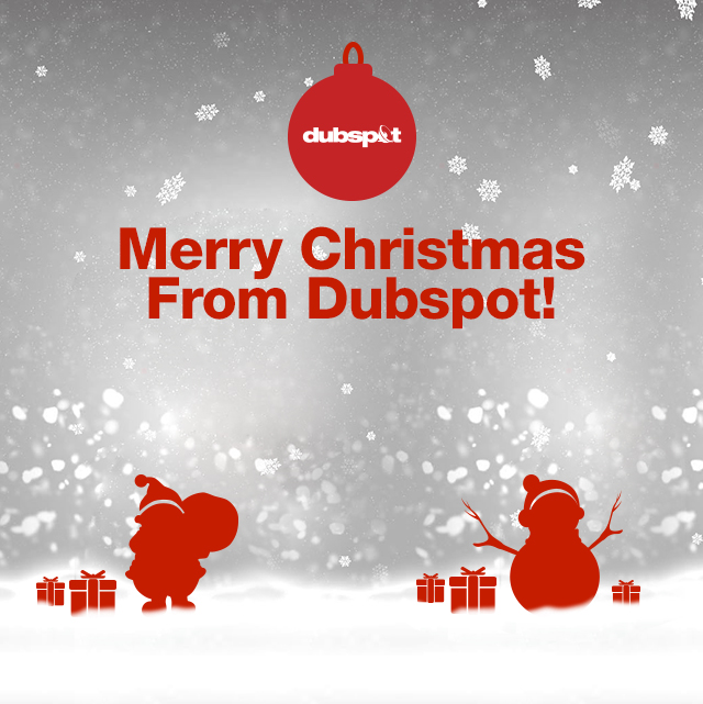 Merry Christmas From Dubspot