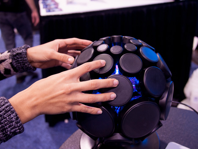 NAMM 2014 - Alpha Sphere