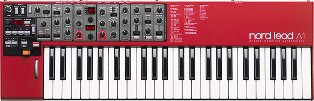 Nord Lead A1 - NAMM 2014