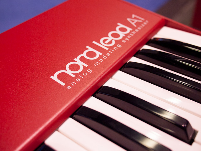 NAMM 2014 - Nord Lead A1