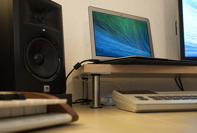 Ikea Studio Hacks Build Your Creative Space On A Budget Audio - Cheap diy ikea home studio desk