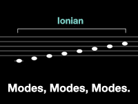 Music Theory: Modes, Modes, Modes    What Are They Good For