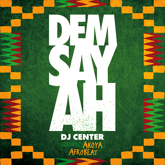 DJ Center Dem Say Ah