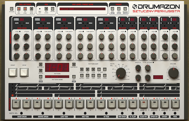 Classic Gear on a Budget - VST Emulators for the 808, 909, 303, Juno