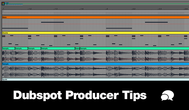 Tips: How Do You Start a Track? Electronic Music Production Workflow