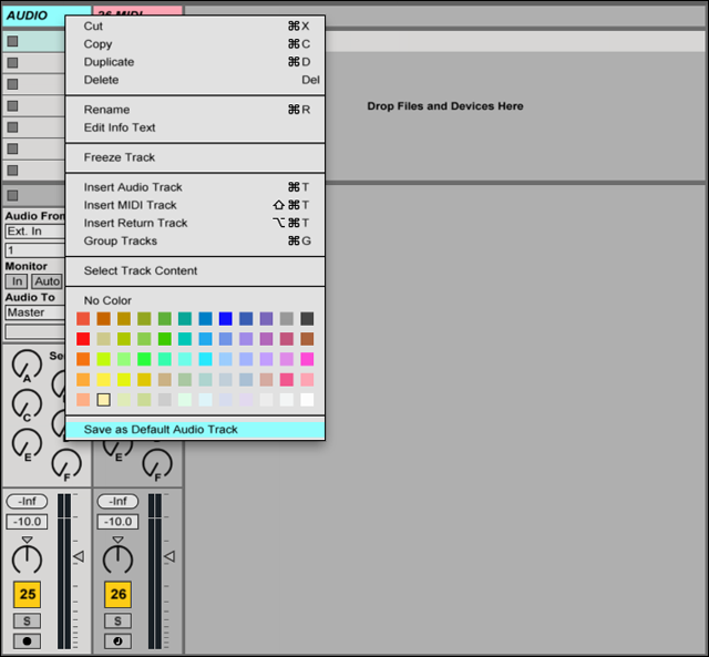 Ableton Live Tutorial: Defaults to Streamline Your Workflow w/ Rory PQ