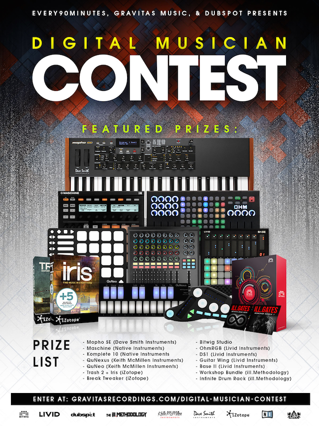 Every90_DigitalMusicianContest
