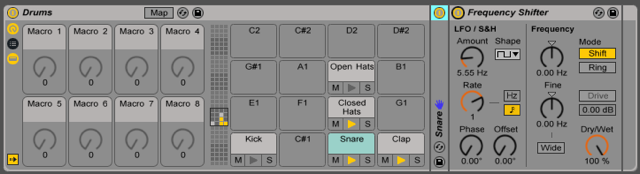 Snare-Freq-Shifter