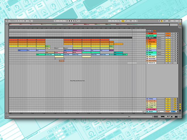 Ableton Live Tutorial – Sound Design using Live's Freeze Functions + FREE Download w/ Rory PQ