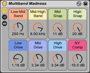 Multiband Madness Rack