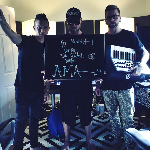 Ask Me Anything: Reddit Producer Roundup w/ Noisia, Diplo +