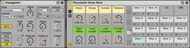 Percussion Tips