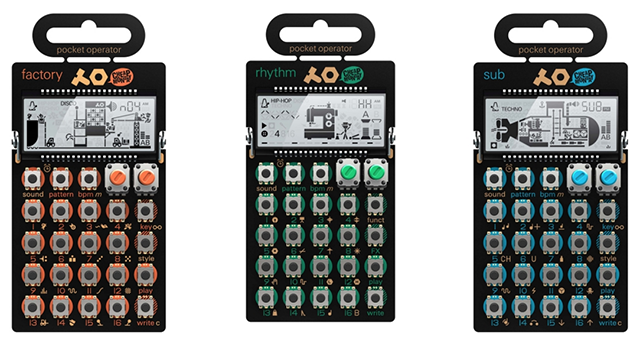 Pocket Operators
