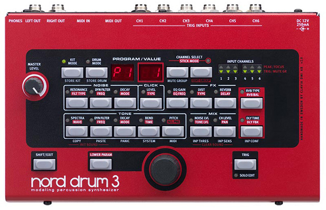 Nord Drum 3