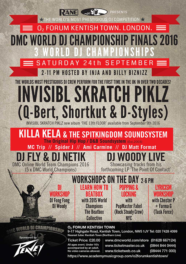 DMC World DJ Championships